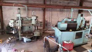 Large Capacity CNC lathes