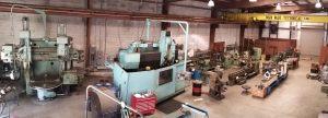 Machine Shop Inside